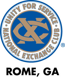 Exchange Club of Rome, GA