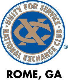 Exchange Club of Rome, GA