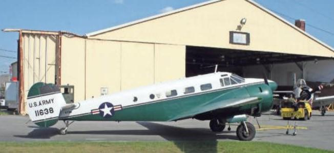 Rome Exchangite To Pilot Historic Aircraft On Hurricane Relief Mission