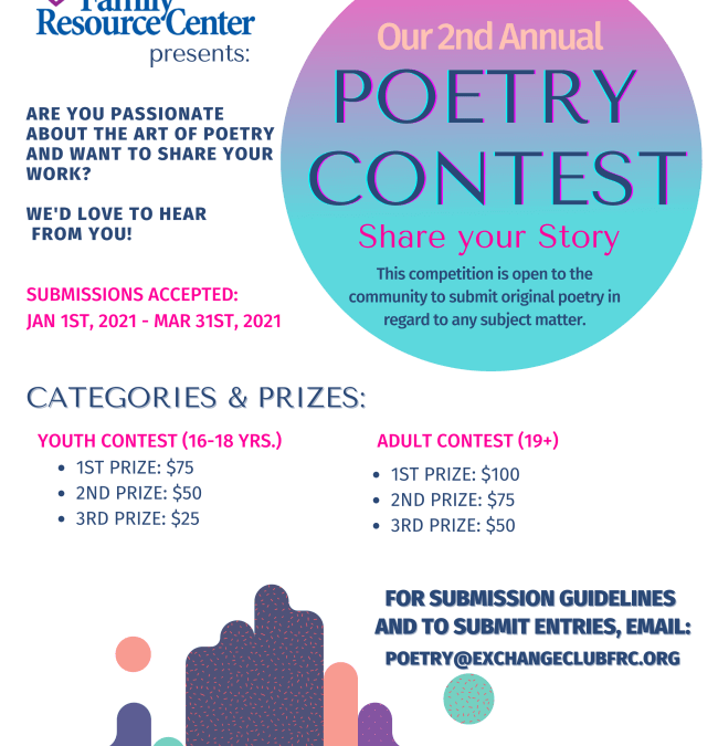 FRC Poetry Contest