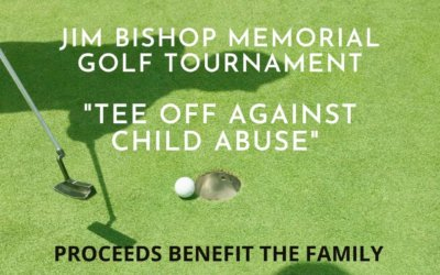 TEE OFF AGAINST CHILD ABUSE THIS FRIDAY!