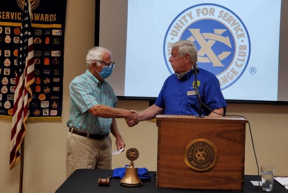 New Member Induction: Wes Martin
